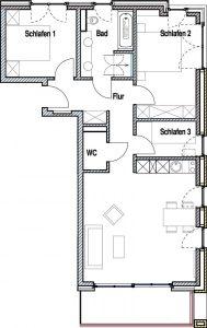Sandburg Familien Suite